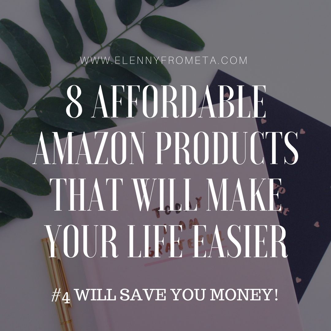8 Affordable Amazon Products That Will Make Your Life Easier