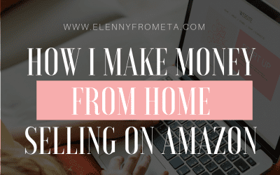 How I Make Money Selling on Amazon